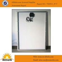 venta caliente populares marco de aluminio de pv módulo solar con el precio competitivo