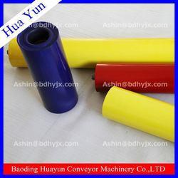 Hot sale belt conveyor steel roller coal conveyor roller for mining