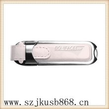 2014 beautiful usb leather flash memory bag