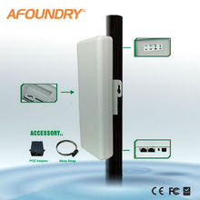 5.8G high power 1000mw long range 3KM in wall access point/cpe equipment