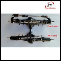 JKA new design aluminium Axial RC SCX10 FRONT REAR set for rc car kit