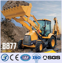 New and used china made sdlg compact small telescopic backhoe wheel loader with newest price list for cheap sale
