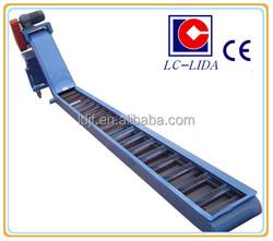 2015 hot sale high quality scraped type chip conveyor