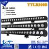 high pure aluminum Led Offroad Light Bar,High Effiency Led Light Bar Cover, 12v Led Work Light