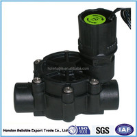 2015 Lowest Price Plastic agriculture irrigation solenoid valves for water Reliable trading in china