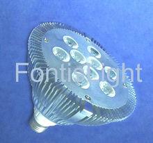 Energy saving Par38 9W LED Par Lights good for heat dissipation/spotlight/downlight