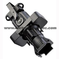 LED Ellipsoidal 120W CMY Color Changing