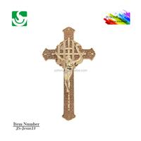 Jesus ABS plastic burial coffin casket crucifix