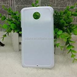 2d sublimation phone case with aluminum insert