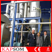 High quality calcium chloride plant