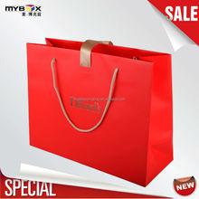 Recycle customized paper bag printing bag shopping paper bag