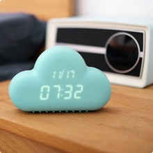quartz clock movement,small digital silicone alarm clock,usb fan with led clock