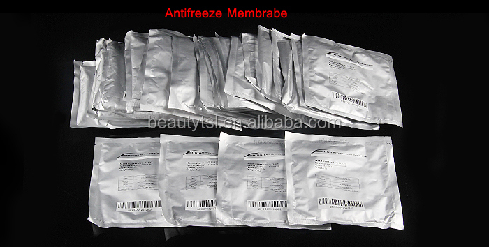 Tectoria Membrana para criolipolise fabricante para freeze grasa / coolshape / cryonicss anticongelante membranas
