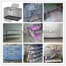 HIgh Quality Rabbit Metal Cages For Sale (manufacturer)