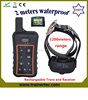 1200Meter waterproof and rechargeable multi-dog system slave shock collar