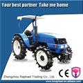 Commercio affidabilità Pagamento 100% garanzia Raphael 60hp 4wd cinese trattore/sterzo idraulico/vendita calda 12f+12r