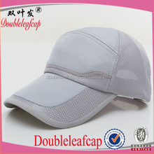 Sport Multiple color Running Cap 5 Panel Hat Mens Snapback Hats Breathable running Cap