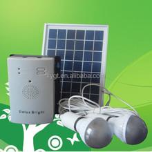 5w solar panel kit led
