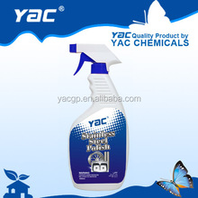Eco-friendly Liquid cleaning chemical Stainless Steel detergent Stainless Steel Polish