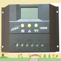 50a 48v with ce rohs pwm and LCD battery charger