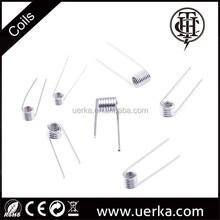 China factory e cigarette pure nickel hot coil atomizer coil for rebuilding atomizer