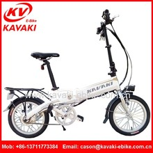 2015 Europe Popular Style High Power Small Folding Electric Bike,Small Electric Bicycle,Green Power Electric Bike Used In City
