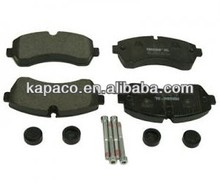 Kapaco Severe Duty Disc Brake Pad for Mercedes Benz
