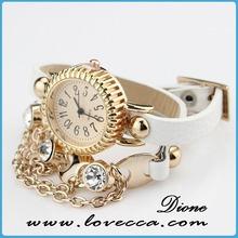 April Hot sellingcasual concepts quartz watches , elegant design leather watch