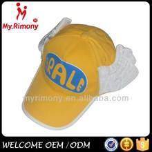 Arale kids summer cap baseball caps with wings