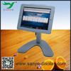 high quality aluminum portable ipad air lock case