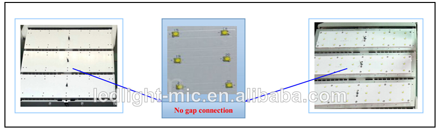 MIC AC85-277V 120w factory prices led street light from led street light manufacturer