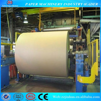 Corrugated paper making machinery manufacturer