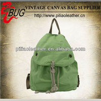 2014 newest Women Girl Canvas Backpack Ladies Bag Medium / Travel Gym School College New manufacture