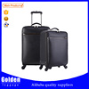 own brand product PU luggage trolley bag for men and women big space luggage travel bags for wholesale