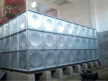 stainless steel bolted water storage tank/water tank with CE&ISO