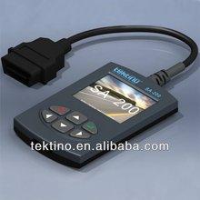 CE&FCC, Tektino SA-200 Automotive Diagnostic Scan Tool