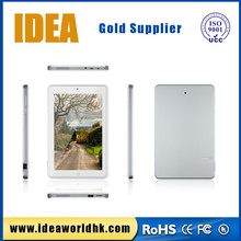 8 inch RK3188 Quad Core 1+16GB 5MP+5MP Android Tablet