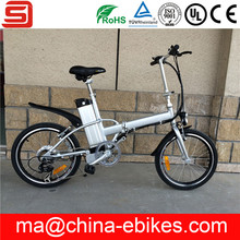 20 inch electric folding bike sport style(JSE12)