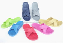 2015 new mold cheap eva injection slippers for bedroom wholesale