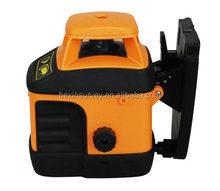H-V 360 rotary laser leveling equipment laisai LS515II cross line laser level