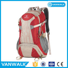 Customization!!Varied application travelling old fashioned backpack