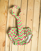 Factory price lovely baby clothes chevron cotton baby bloomer tie baby underwear wholesale