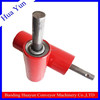2 inch diameter carbon steel side guiding rollers for conveyors