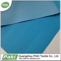 cheap 600D polyester oxford fabric with PVC for backpack