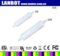 15w /13W Linear R7S LED bulb 360Degree 118mm 189mm 135mm 78mm dimmable with CE ROHS