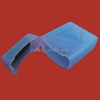3.5'' HDD Storage plastic Box/hard disk drive protective case
