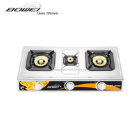 BW-3028 Stainless Steel Gas Stove or 3 burner
