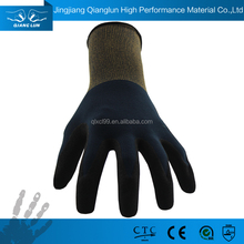 Cheap price for soft and fit nitrile coated gloves wholesale