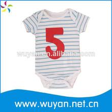 Del bebé lactante mameluco/bebé mameluco patrón/en blanco baberodebebé