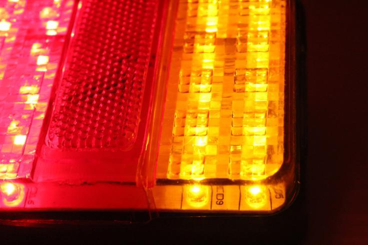Купить ed грузовик прицеп задние фонари предупреждение роль бесплатная 19 доставка 12 в 2 x в интернет магазине в